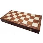 Turnyriniai šachmatai+nardai+šaškės Nr.4