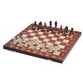 Turnyriniai šachmatai+nardai+šaškės Nr. 4